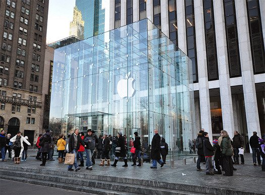 Steve jobs architect for Architecture jobs nyc