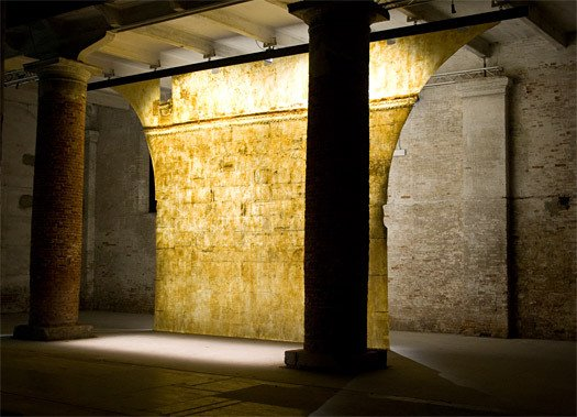 Jorge Otero-Pailos, The Ethics of Dust: Doge's Palace, Venice, 2009