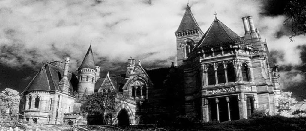 Still from The Haunting, 1963 version, directed by Robert Wise.