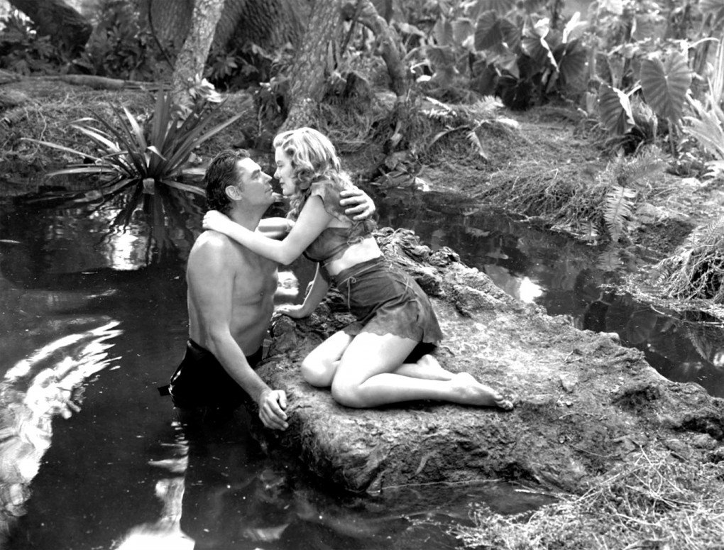 Tarzan and the Huntress (1947). [RKO]