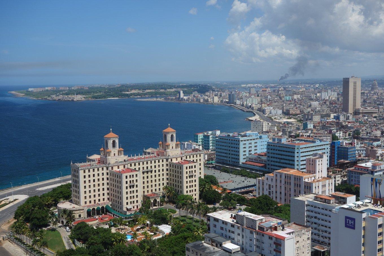 Havana History Of The Present