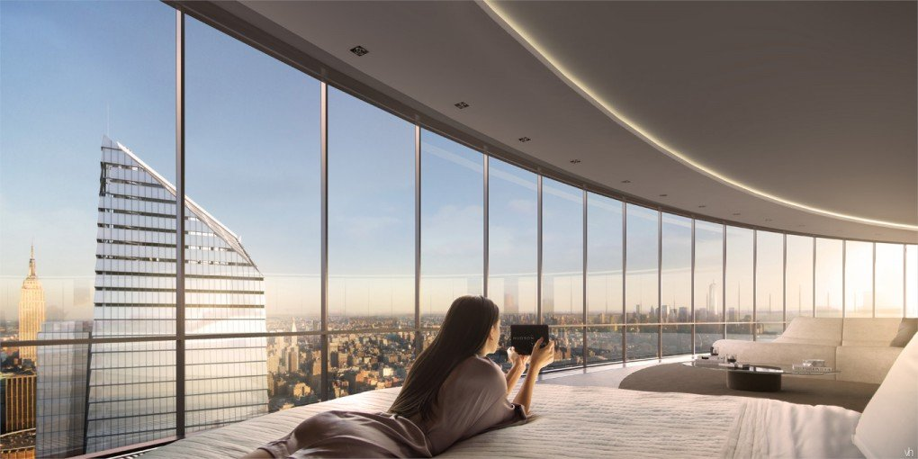 15 Hudson Yards, Diller Scofidio + Renfro / Rockwell Group
