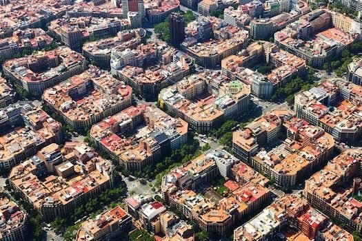 Barcelona's Utopian Urban Plan