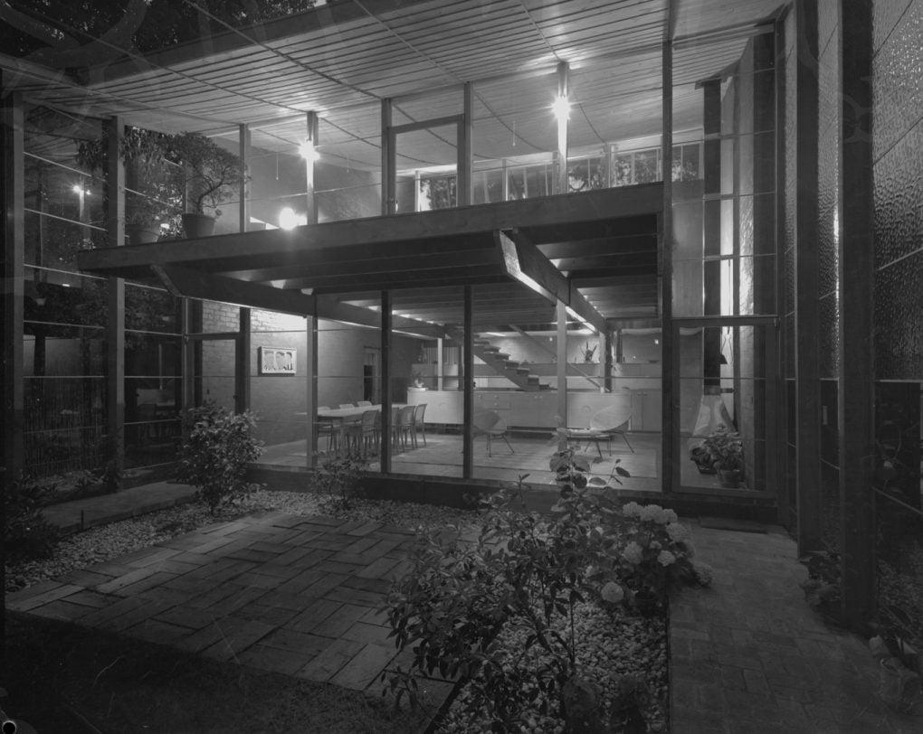 Robin Boyd, Walsh House.