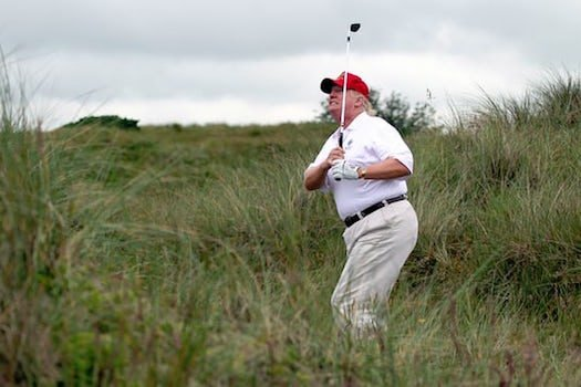 Scottish Natural Heritage Admits the Ecological Cost of Trump's Golf Course