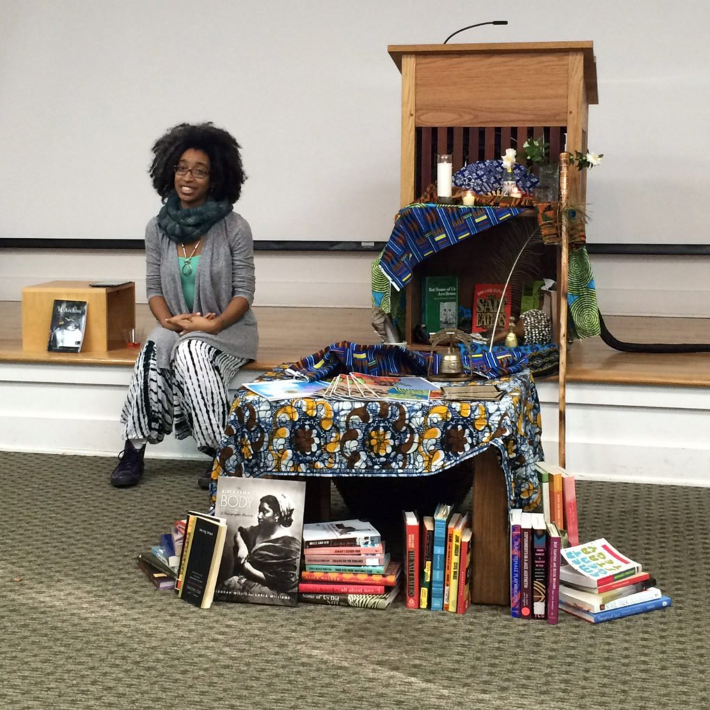 Alexis Pauline Gumbs, Black Feminist Bookmobile